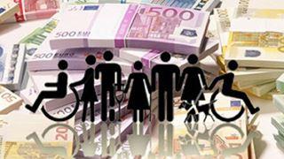 Χωρίς ειδική εισφορά αλληλεγγύης τα αναπηρικά επιδόματα του 2019