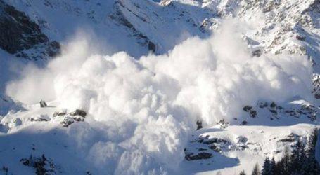Χιονοστιβάδα έπεσε σε περιοχή των Χανίων