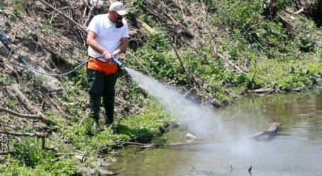 Ξεκινούν την Τρίτη σε ρέματα της Αττικής οι αεροψεκασμοί για τα κουνούπια