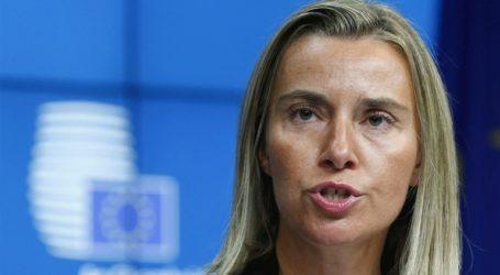 Η Μογκερίνι καταδικάζει την απέλαση του Γερμανού πρέσβη στη Βενεζουέλα