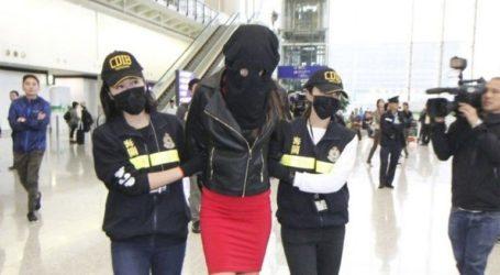 Ξεκίνησε η δίκη της Ειρήνης που συνελήφθη στο Χονγκ Κονγκ με κοκαΐνη