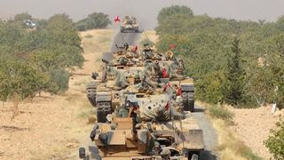 Ανακοινώθηκαν κοινές ρωσικές και τουρκικές περιπολίες στην Ιντλίμπ της Συρίας