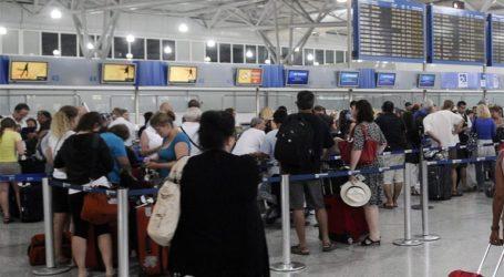 Αύξηση 13,6% σημείωσε η επιβατική κίνηση του Φεβρουαρίου στα 14 αεροδρόμια