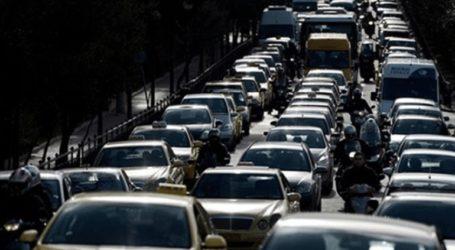 Κλειστοί δρόμοι στο κέντρο της Αθήνας – Κυκλοφοριακό χάος στον Κηφισό