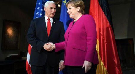 O Πενς ζήτησε από τη Μέρκελ να προκαλέσει τη Ρωσία στέλνοντας πολεμικά πλοία στην Κριμαία