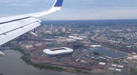 Ασφαλής προσγείωση έκτακτης ανάγκης αεροσκάφους στο Νιού Τζέρσι