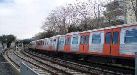 Αποκαταστάθηκε η κυκλοφορίατου ηλεκτρικού σιδηρόδρομου