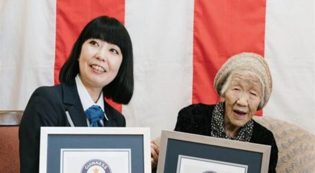 Γιαπωνέζα 116 ετών ανακηρύχθηκε ο μεγαλύτερος άνθρωπος στον κόσμο