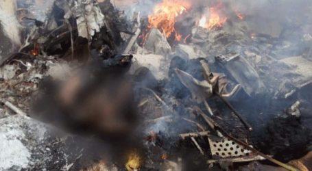 Κολομβία: Αεροσκάφος συνετρίβη – 12 νεκροί