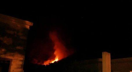 Συναγερμός στην Πυροσβεστική για φωτιά κοντά σε σπίτια