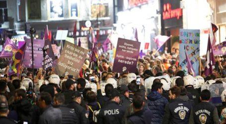 Η συγκέντρωση γυναικών στην Κωνσταντινούπολη ήταν για τον πρόεδρο Ερντογάν ασέβεια απέναντι στο Ισλάμ