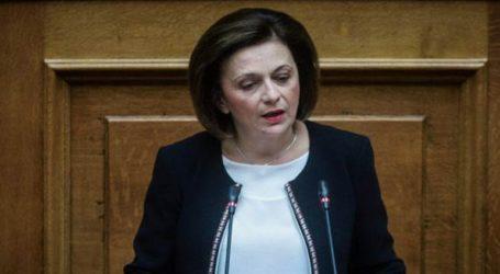 Με την εισαγγελέα του Αρείου Πάγου επικοινώνησε η Χρυσοβελώνη για το πρωτοσέλιδο της εφημερίδας «Μακελειό»