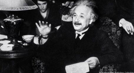 Στη δημοσιότητα άγνωστα χειρόγραφα του Αϊνστάιν