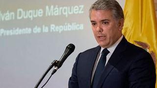 Ο πρόεδρος Ντούκε αναπέμπει στο Κογκρέσο διατάξεις της συμφωνίας ειρήνης με τους FARC