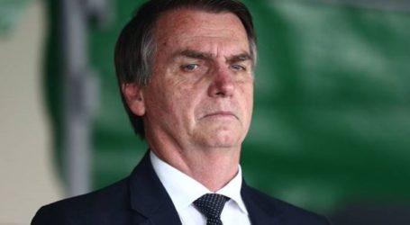 O Μπολσονάρου κατηγορεί δημοσιογράφο λέγοντας πως επιδιώκει την ανατροπή της κυβέρνησής του