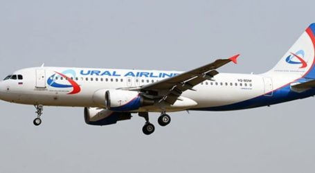 Αναγκαστική προσγείωση αεροσκάφους των Ural Airlines στο Μπακού