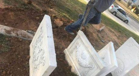 Σε εξέλιξη οι εργασίες αποκατάστασης του εβραϊκού μνημείου στο ΑΠΘ