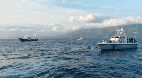 Φορτηγό πλοίο έμεινε ακυβέρνητο ανοιχτά της Λέρου
