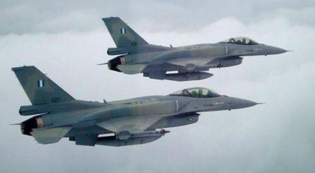 Ελληνικά F-16C από το Καστέλι αναχαίτισαν τουρκικά μαχητικά στο Αιγαίο