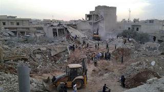 Τριήμερη διάσκεψη για τη συγκέντρωση ανθρωπιστικής βοήθειας για τη Συρία
