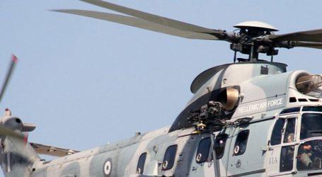 Χίος: Αεροδιακομιδή ασθενούς από πλοίο