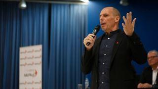 Βαρουφάκης: «Να συνασπιστούμε πανευρωπαϊκά»