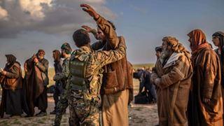 Παραδόθηκαν 3.000 τζιχαντιστές του ISIS στις Συριακές Δημοκρατικές Δυνάμεις
