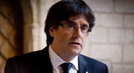 Την επιστροφή του στην Ισπανία υπό προϋποθέσεις προαναγγέλλει ο Πουτζδεμόν