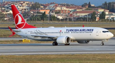 Η Turkish Airlines ανακοίνωσε ότι αναστέλλει τις πτήσεις αεροσκαφών B737 MAX