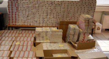 Κατασχέθηκαν πάνω από 19.000 πακέτα λαθραία τσιγάρα