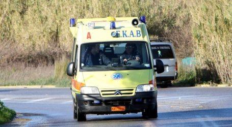 Προσφυγόπουλο παρασύρθηκε από αυτοκίνητο έξω από τη δομή των Διαβατών