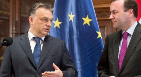 Συμφωνία Βέμπερ-Ορμπαν για το κόμμα Fidesz