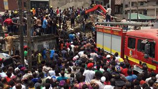 Υπάρχουν νεκροί από την κατάρρευση κτηρίου στο Λάγκος