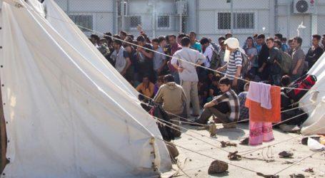 Σε δομές σε Σκαραμαγκά και Γρεβενά προωθούνται 330 αιτούντες άσυλο από τη Μόρια
