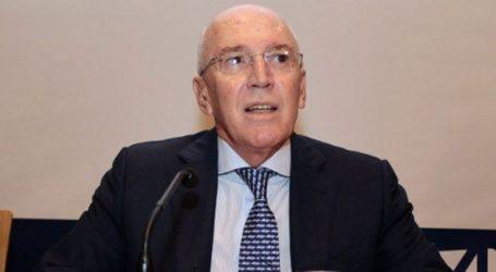 Παραιτήθηκε ο πρόεδρος της Attica Bank, Παναγιώτης Ρουμελιώτης
