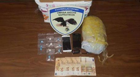 Επιχείρησαν να στείλουν με courier στη Μυτιλήνη… κοκαΐνη και χασίς