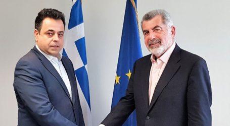Ο Γιώργος Κασσάρας ορίστηκε νέος γγ Αιγαίου και Νησιωτικής Πολιτικής