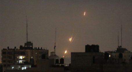 Δύο ρουκετές εκτοξεύτηκαν από τη Γάζα προς το Τελ Αβίβ