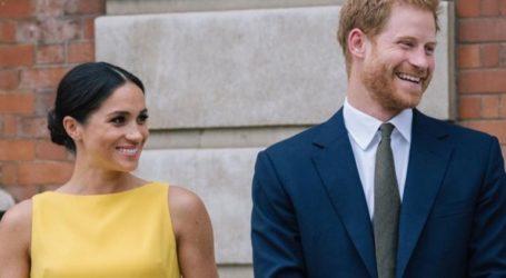 Ο πρίγκιπας Χάρι και η Μέγκαν μετακομίζουν στο σπίτι τους