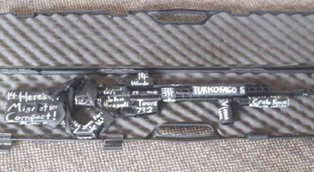 Ο μακελάρης του Κράιστσερτς είχε γράψει στο όπλο του τη λέξη «Turkofago»