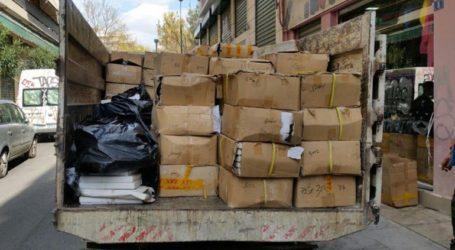 Συνελήφθη για κατοχή και διακίνηση απομιμητικών προϊόντων