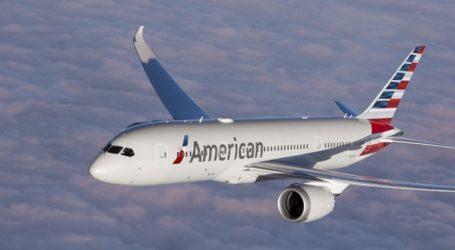 H American Airlines ανέστειλε προσωρινά τις πτήσεις της προς και από τη Βενεζουέλα