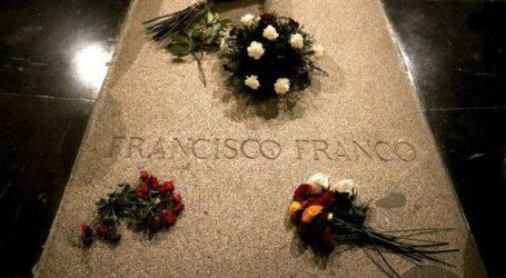 Το λείψανο του Φράνκο θα εκταφεί και θα ενταφιαστεί εκ νέου στις 10 Ιουνίου
