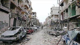 Ανθρωπιστική τραγωδία έπειτα από οκτώ χρόνια πολέμου