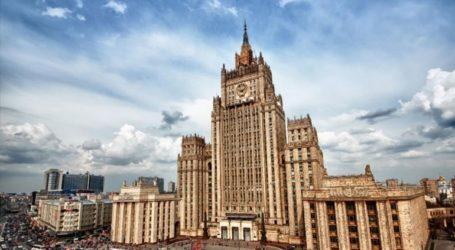 Το ρωσικό ΥΠΕΞ λέει ότι θα υπάρξει απάντηση στην επιβολή νέων κυρώσεων από την ΕΕ για την Ουκρανία