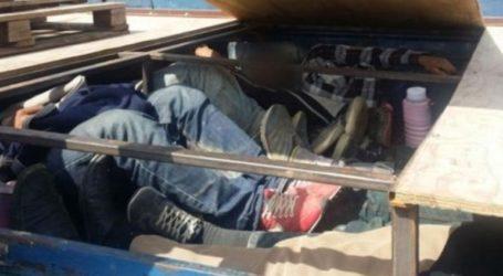 Σε κρύπτη φορτηγού είχε κρύψει ένας 63χρονος 13 μετανάστες και τους μετέφερε στην Ιταλία