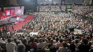 Συνεχίζεται σήμερα το συνέδριο της Ευρωπαϊκής Αριστεράς στην Αθήνα