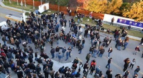 Καλαμάτα: Δεν πραγματοποιήθηκε το συνέδριο της ΓΣΕΕ