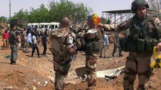 Ένοπλοι τζιχαντιστές επιτέθηκαν σε στρατιωτική βάση
