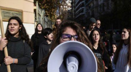 Κινητοποιήσεις από μαθητές ενάντια στις αλλαγές που προωθούνται για την εισαγωγή στην τριτοβάθμια εκπαίδευση